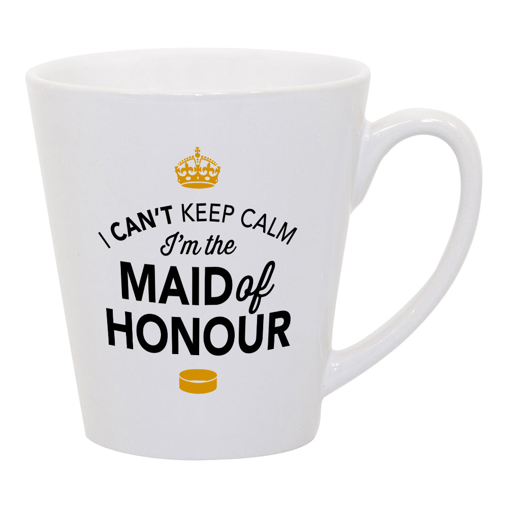 Maid Of Honour Gift, Wedding Mug,  Funny Wedding Gift, Matron Of Honour Mug, Funny Maid Of Honour, Maid Of Honour Present