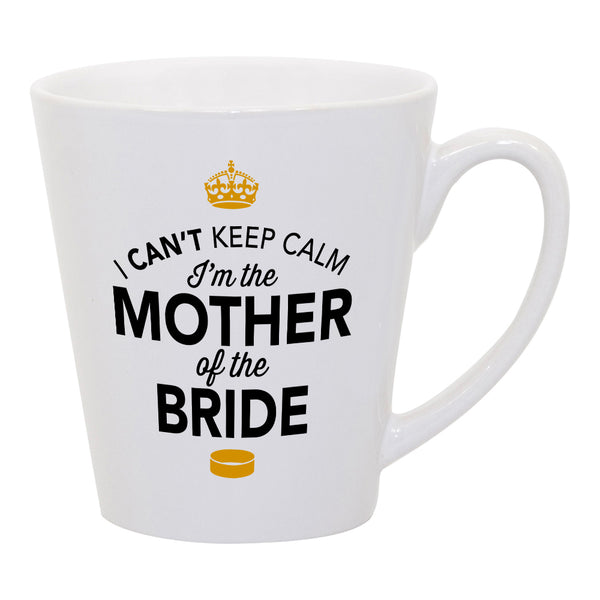Mother of The Bride, Wedding Latte Mug, Brides Mother, Brides Mother Gift, Brides Mom, Mom of the Bride, Brides Mom Gift, Wedding Gift Ideas