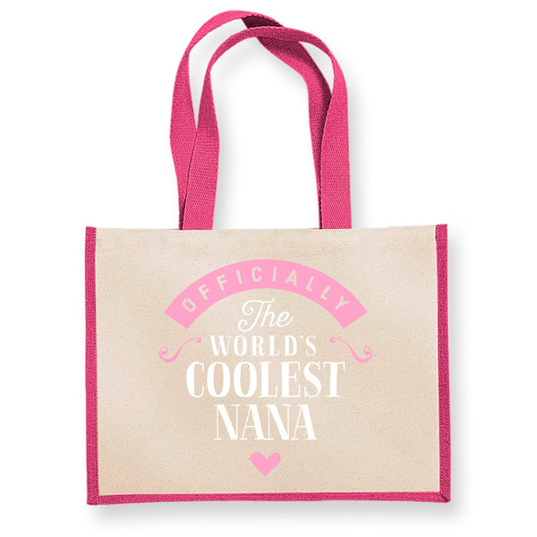 Nana Gift, Nana Birthday Bag, Personalised Nana Gift, Nana Present, Nana Bag, Great Nana Gifts, Nana Funny Gifts, Nana Gifts From Daughter, Nana Keepsake, Tote, Shopping Bag