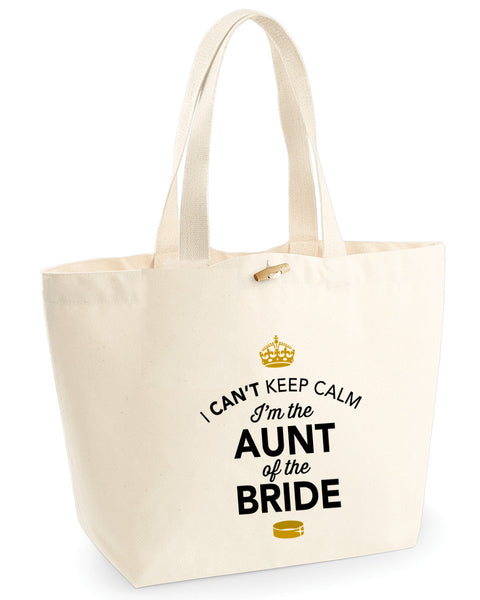 Aunt Of The Bride, Hen Party, Bachelorette Party, Hen Party Bag, Aunt Of The Bride gifts, Hen Do Gifts, Ideas For Bride, Bride present, Shopping Bag, StepMum Of The Bride Bag, Tote Bag, Hen Party Gift Bag, Bride keepsake, Team Bride