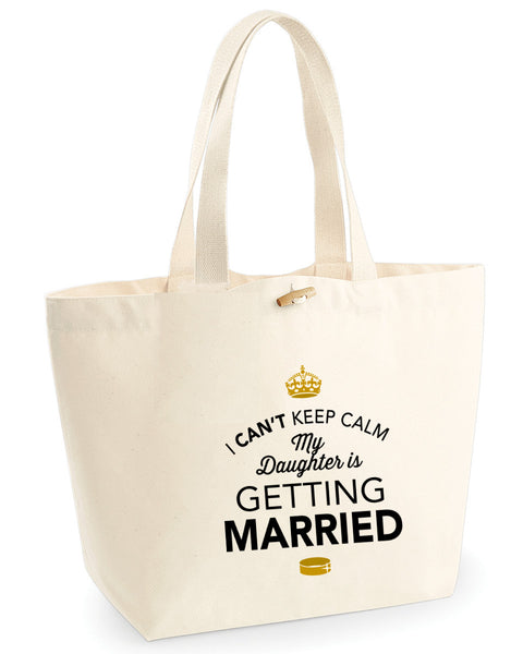 Daughter Getting Married, Hen Party, Bachelorette Party, Hen Party Bag, Daughter Getting Married gifts, Hen Do Gifts, Ideas For Daughter Getting Married, Daughter Getting Married present, Shopping Bag, Daughter Getting Married Bag, Tote Bag, Team Bride