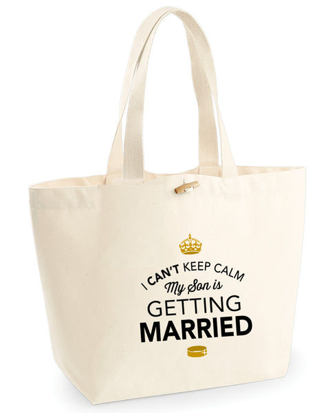 Son Getting Married, Hen Party, Bachelorette Party, Hen Party Bag, Son Getting Married gifts, Hen Do Gifts, Ideas For Son Getting Married, Son Getting Married present, Shopping Bag, Son Getting Married Bag, Tote Bag, Team Groom