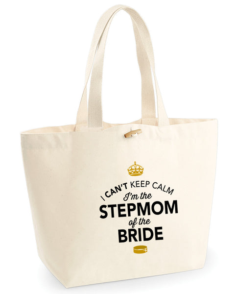 StepMom Of The Bride, Hen Party, Bachelorette Party, Hen Party Bag, StepMom Of The Bride gifts, Hen Do Gifts, Ideas For Bride, Bride present, Shopping Bag, StepMum Of The Bride Bag, Tote Bag, Hen Party Gift Bag, Bride keepsake, Team Bride