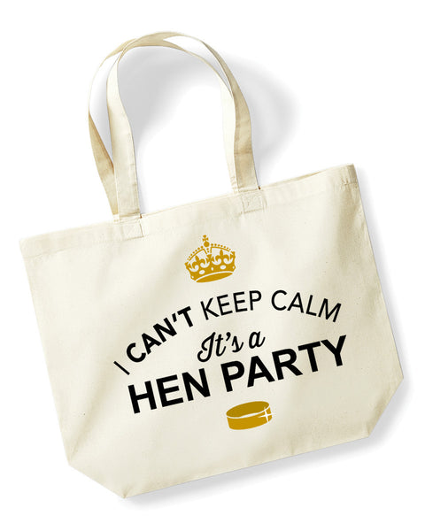 It's a Hen Party, Hen Party, Bachelorette Party, Hen Party Bag, Hen Party gifts, Hen Do Gifts, Ideas For a Hen Party, Hen Party present, Shopping Bag, Hen Party Bag, Tote Bag, Hen Party Gift Bag, Hen Party keepsake, Team Bride