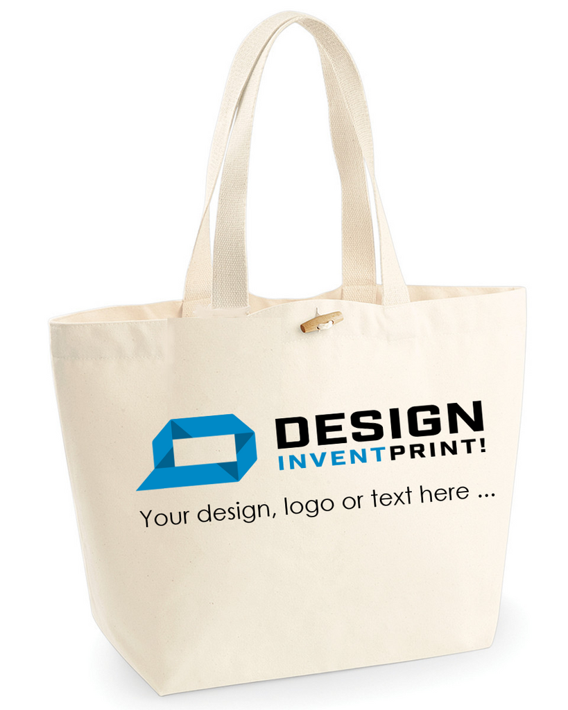 Custom Print Promotional Beach, Tote, Shopping Bag