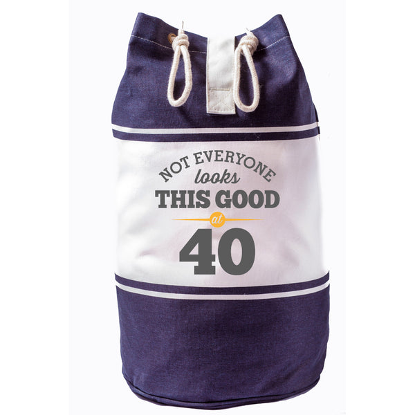 Not Everone Looks This Good At 40 Birthday Bag 40th Gift
