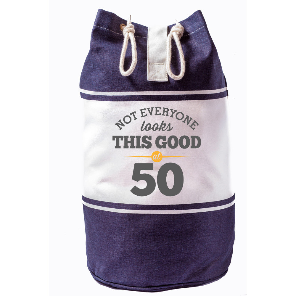 Not Everone Looks this good at 50 Birthday Bag 50th Birthday Gift  sc 1 st  Design Invent Print! & Not Everone Looks this good at 50 Birthday Bag 50th Birthday Gift ...