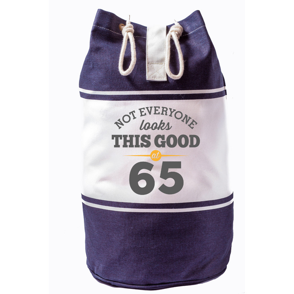 Not Everone Looks This Good At 65 Birthday Bag 65th Gift