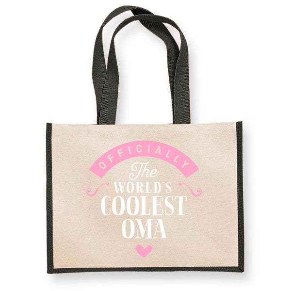 Oma Gift, Oma Birthday Bag, Personalised Oma Gift, Oma Present, Oma Bag, Great Oma Gifts, Oma Funny Gifts, Oma Gifts From Daughter, Oma Keepsake, Tote, Shopping Bag