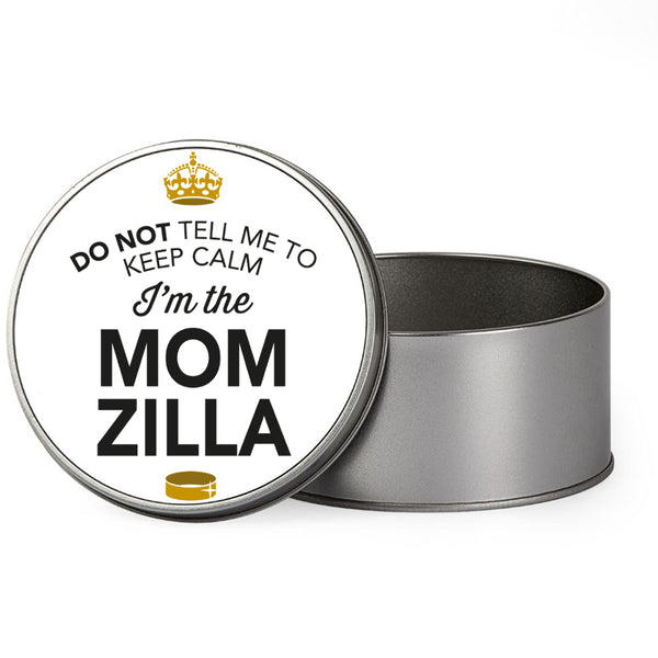 Momzilla Wedding Gift Box Present Idea Keepsake Tin Hen Do Night Party
