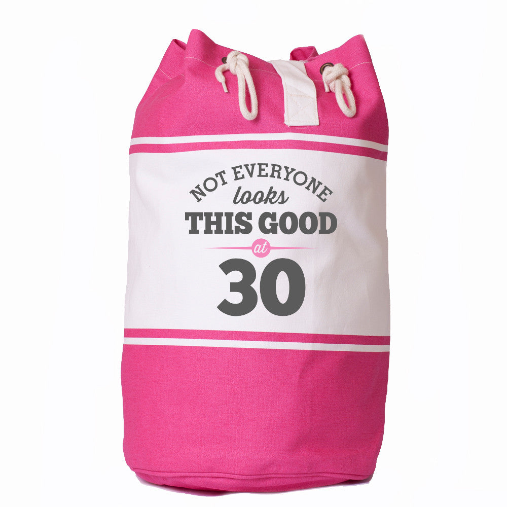 Not Everone Looks This Good At 30 Birthday Bag 30th Gift Keepsake Funny For Men Women Novelty Ladies Gifts