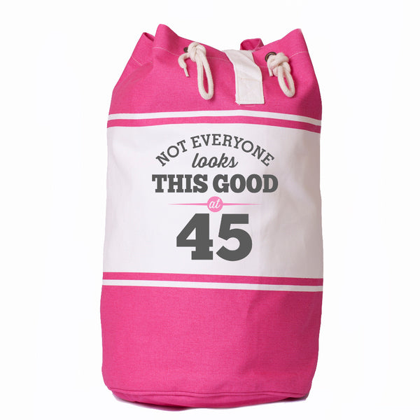 Not Everone Looks This Good At 45 Birthday Bag 45th Gift