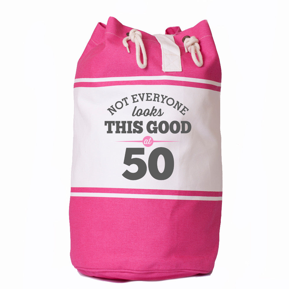 Not Everone Looks This Good At 50 Birthday Bag 50th Gift