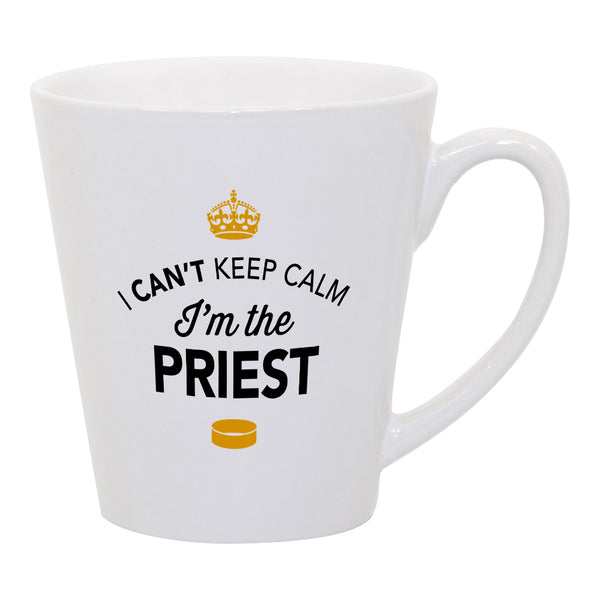 Priest Gift, Priest Latte Mug, Gifts For Priest, Preacher Gift, Priest Appreciation, Priest Stole, Wedding Mug , Funny Wedding Mug, Wedding Mugs