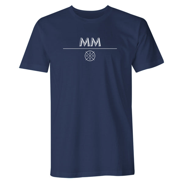 Men's 20th Birthday T Shirt Gift - Roman Numerals