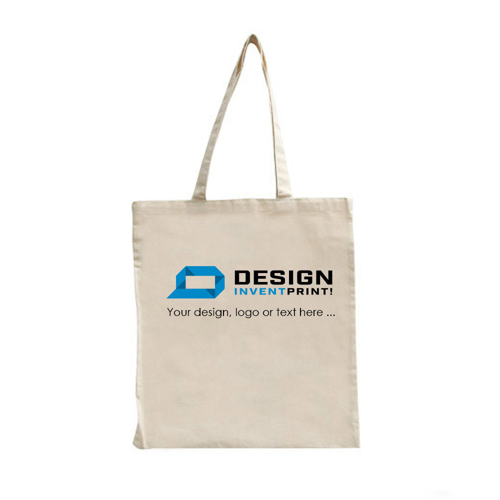 Custom Print Promotional Tote, Promotional Bag, Printed With Your Design