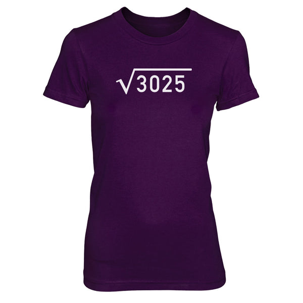55th Birthday T Shirt Gift