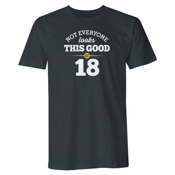 Men's 18th Birthday T Shirt Gift - Looking Good