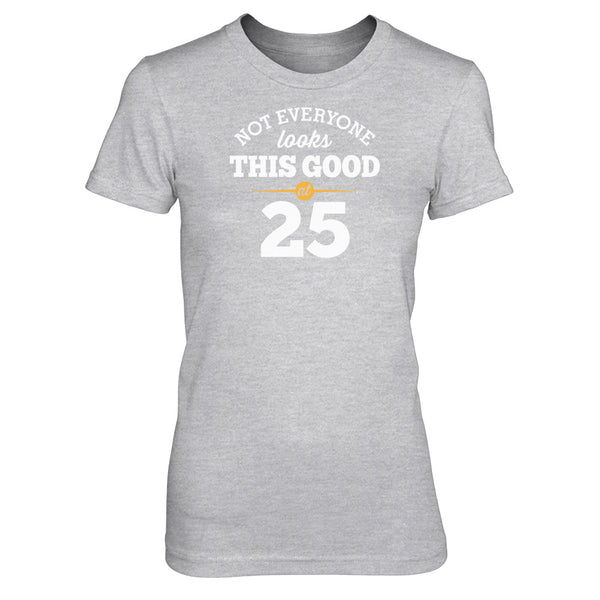 25th Birthday T Shirt Gift