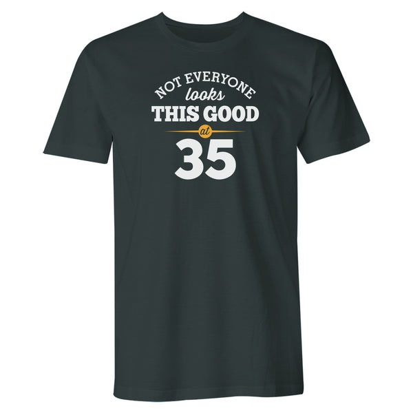 Men's 35th Birthday T Shirt Gift – Still Looking Good