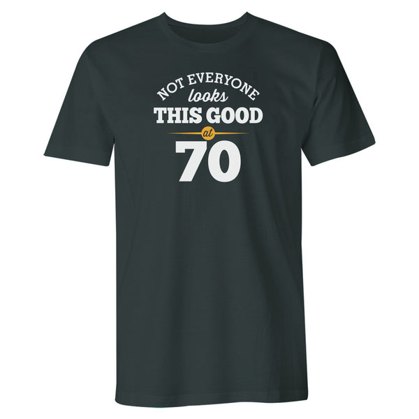 Men's 70th Birthday T Shirt Gift – Still Looking Good