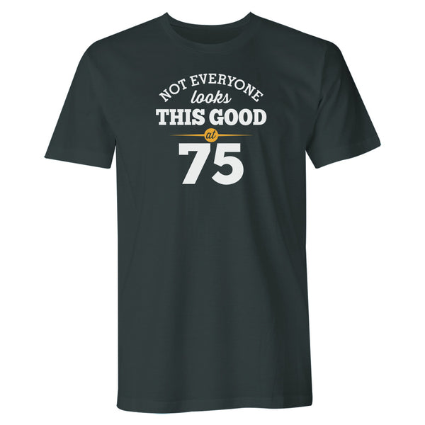 Men's 75th Birthday T Shirt Gift – Still Looking Good
