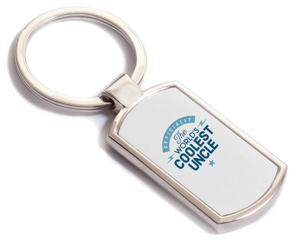 Uncle Gift, Birthday Gift, Birthday Key Ring, Keep sake gift, Uncle personalised Gift, Worlds Coolest Uncle, Uncle To Be, Uncle present Idea