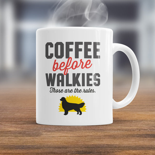 Golden Retriever Mug Golden Retriever Gift For The Golden Retriever Lover Who Also Loves Coffee, Golden Retriever Coffee Mug, Dog Lover Gift