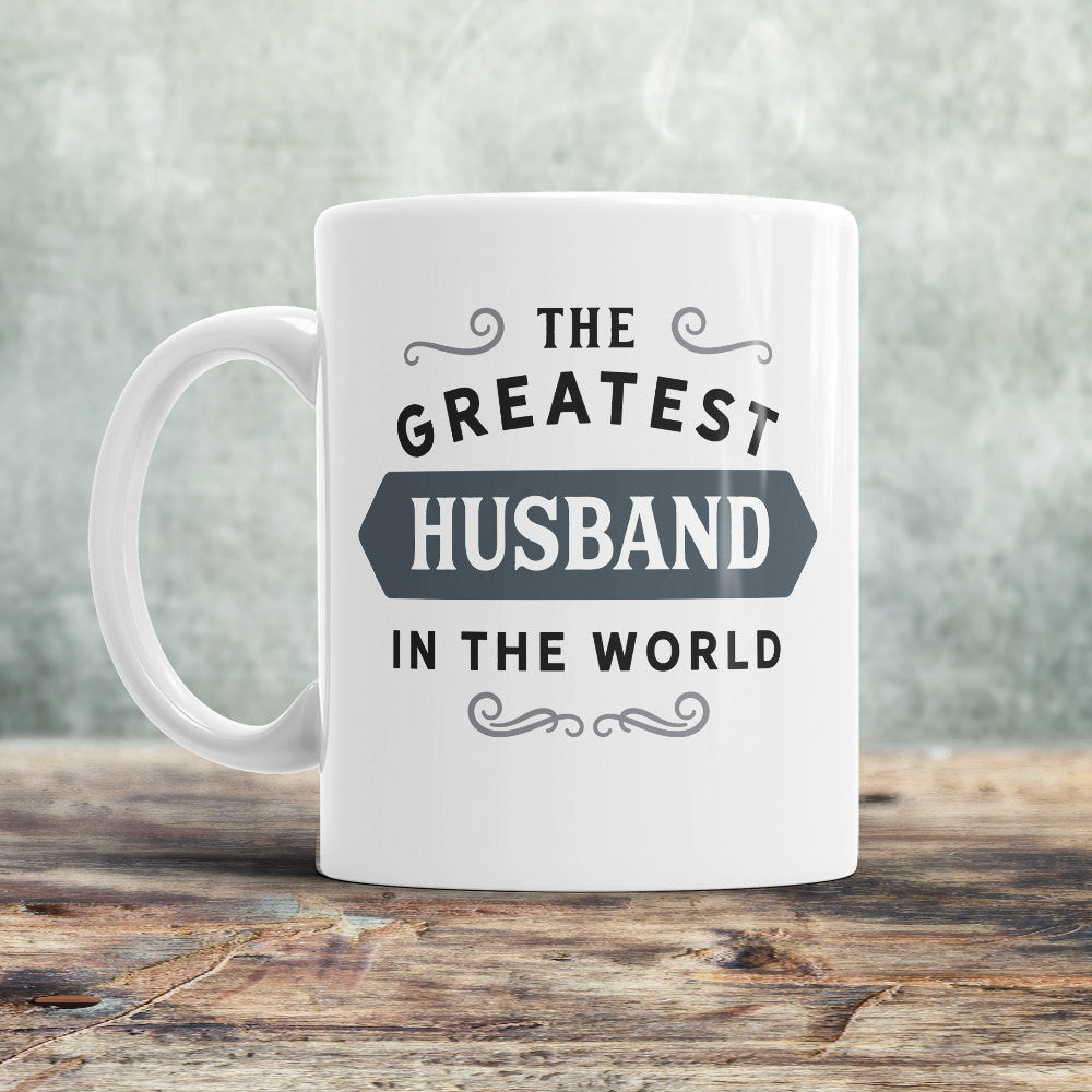 Husband Gift, Greatest Husband, Husband Mug, Birthday Gift For Husband! Husband, Husband Birthday Gift, Present For Husband, Awesome Husband