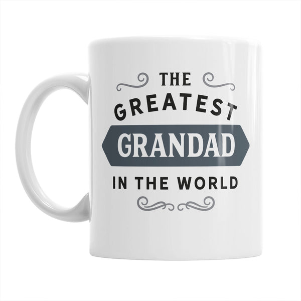 Grandad Gift, Birthday Gift For Grandad! Greatest Grandad, Grandad Mug, Grandad Present, Birthday Gift, Gift For Grandad! Awesome Grandad
