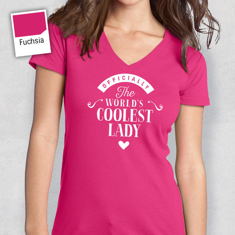 Cool Lady, Lady Shirt, Birthday Gifts! Lady Gift, Lady T-Shirt, Lady Birthday Gift, Lady Present, Lady!