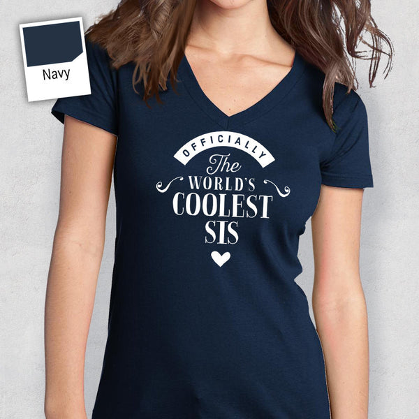 Cool Sis, Sis Shirt, Birthday Gifts! Sis Gift, Sis T-Shirt, Sis Birthday Gift, Sis Present, Sis!