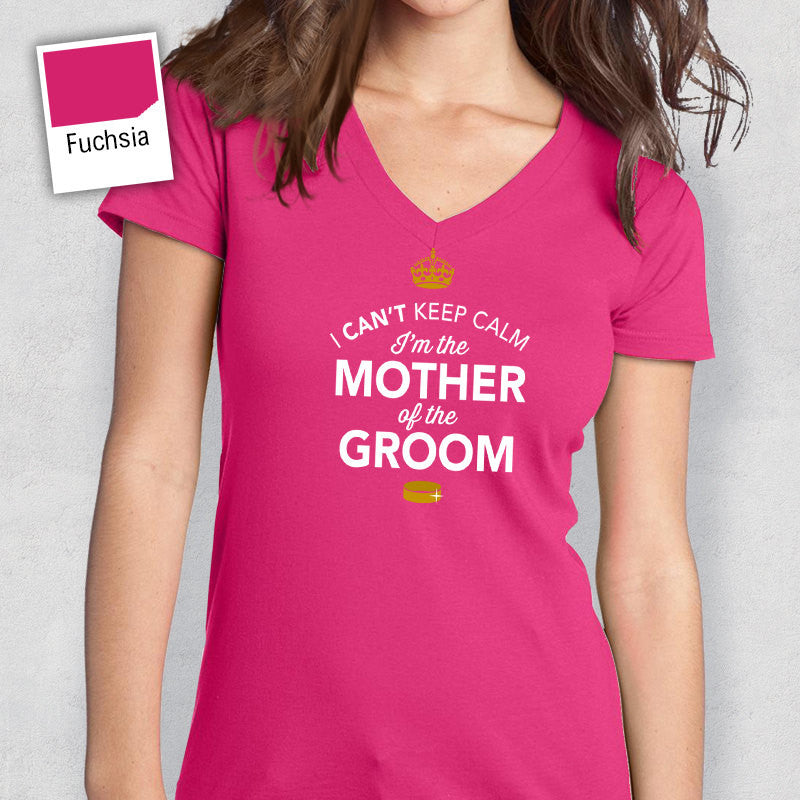 Mom of The Groom, Grooms Mom Shirt, Mother of the Groom, Wedding Shirt or Grooms Mom Gift, Wedding Engagement, Funny Wedding Shirt!