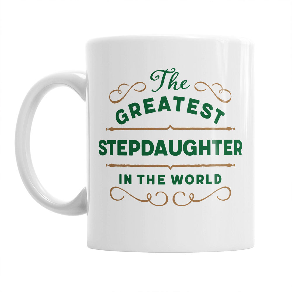 Step Daughter Gift, Gift For Step Daughter, Step Daughter Mug, Step Daughter Birthday Gift, Father Step Daughter, Mother Step Daughter Gift