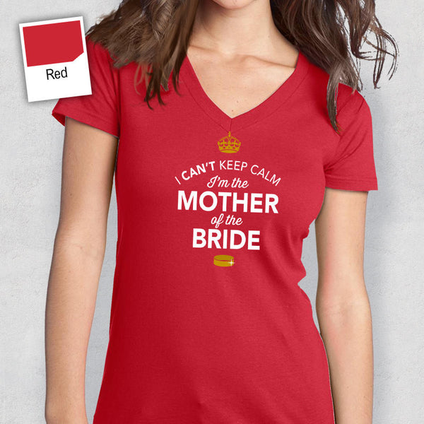 Mom of The Bride, Mother of the Bride, Personalized Brides Mom Shirt, Wedding Shirt or Brides Mom Gift, Engagement, Funny Wedding Shirt!