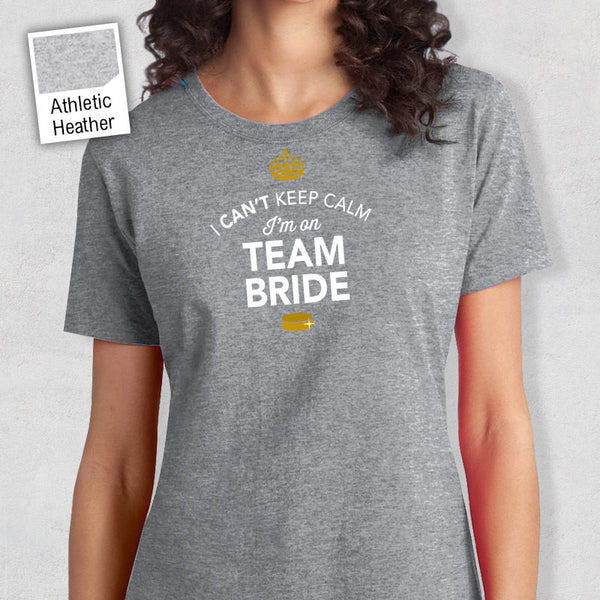 Team Bride, Bridesmaid Shirt, Team Bride Shirt, Bachelorette Party,  Team Bride Tshirt, Bridesmaid Tshirt, Funny Bridesmaid, Team Bridesmaid