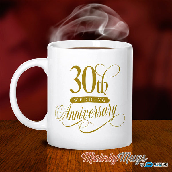 30th Wedding Anniversary, Pearl Wedding, 30th Wedding Gift, 30th Anniversary, Wedding Anniversary, 30 Year Anniversary, 30th Wedding Idea