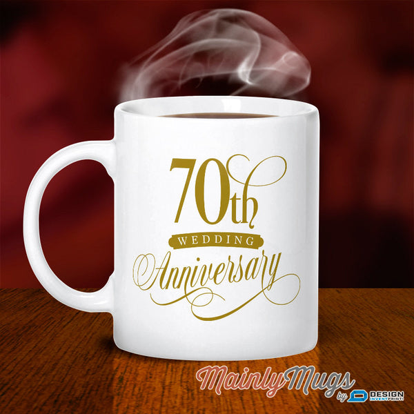 70th Wedding Anniversary, 70th Wedding Gift, Platinum Wedding, 70th Anniversary, Wedding Anniversary, 70 Year Anniversary, 70th Wedding Idea