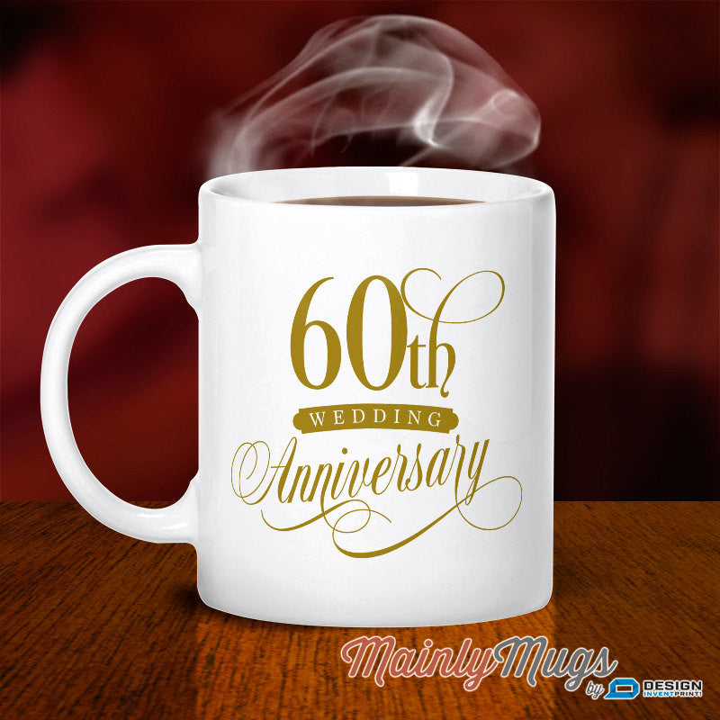 60th Wedding Anniversary, Diamond Wedding, 60th Wedding Gift, 60th Anniversary, Wedding Anniversary, 60 Year Anniversary, 60th Wedding Idea