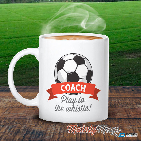 Soccer Coach, Soccer Mug, Soccer Coach Gift, Soccer, Soccer Gifts, Soccer Wedding, Soccer Party, Coach Thank You, Keepsake