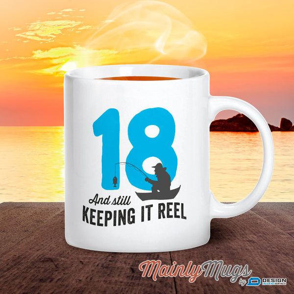 18th Birthday, 1999 Birthday, Fishing Birthday, 18th Birthday Gift, 18th Birthday Idea, Happy Birthday, 18th Birthday Gift for 18 year old