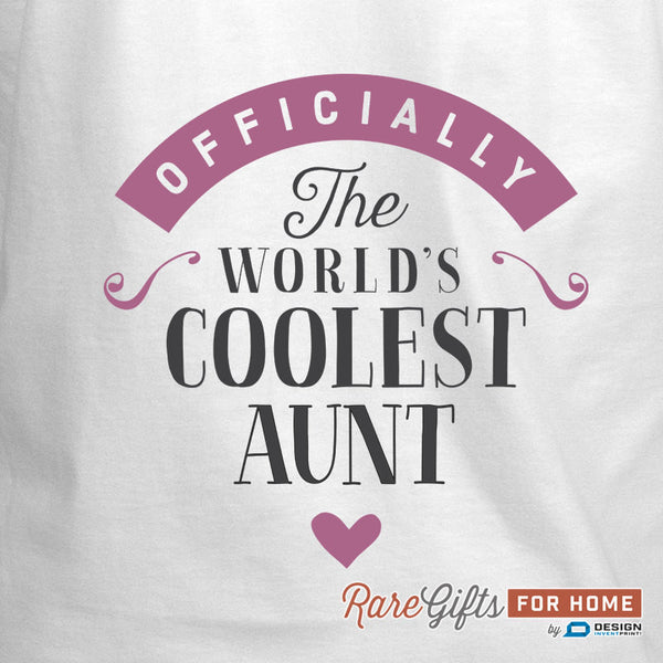 Aunt Gift, Birthday Gift For Aunt! Funny Apron, Keep Calm, Cooking Gift, Aunt Gifty, Personalized, Alternative Aunt Shirt, Auntie Gifts