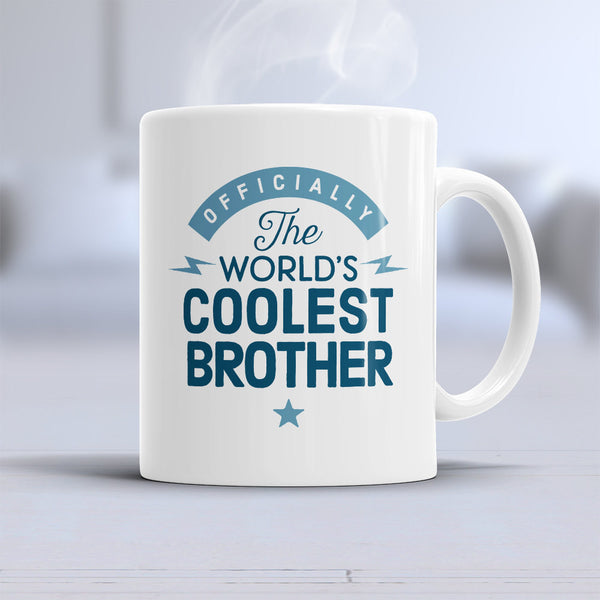 Brother Gift, Cool Brother, Brother Mug, Gift For Brother! Brother Present, Brother Birthday Gift, Gift For Brother! Awesome Brother