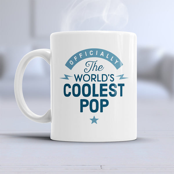 Pop Gift, Cool Pop, Pop Mug, Birthday Gift Pop! Pop, Pop Present, Pop Birthday Gift, Gift For Pop! Present For Pop, Awesome Pop, Love Pop