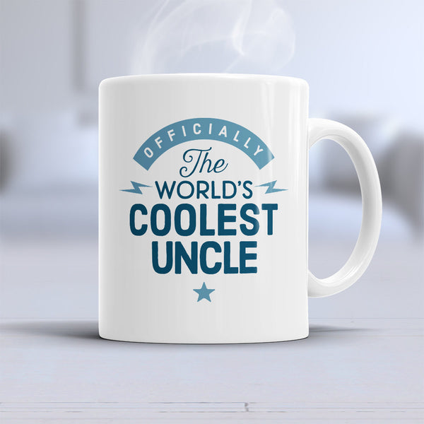 Uncle Gift, Cool Uncle, Uncle Mug, Birthday Gift For Uncle! Uncle Birthday Gift, Gift For Uncle! Present For Uncle, Awesome Uncle