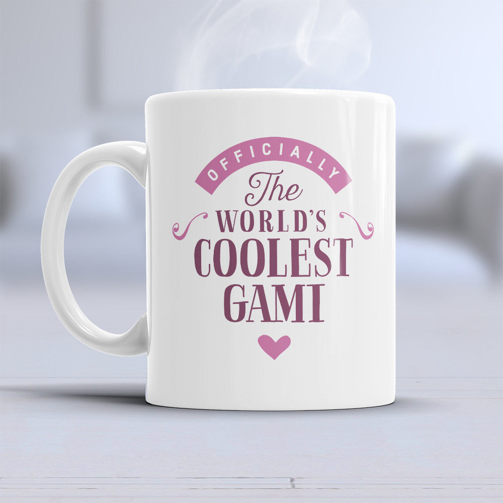 Cool Gami, Gami Mug, Birthday Gift For Gami! Gami Gift. Gami, Gami Present, Gami Birthday Gift, Gift For Gami!