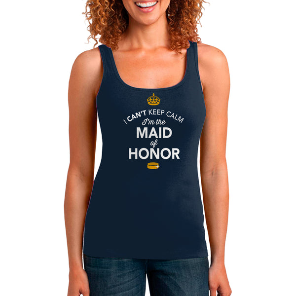 Maid Of Honor Shirt, Hen Party, Hen Do Tank Top, Maid Of Honor To Be, Getting Married, Funny Maid Of Honor Shirt, Marriage Shirt, Wedding Shirt, Funny Wedding Gift
