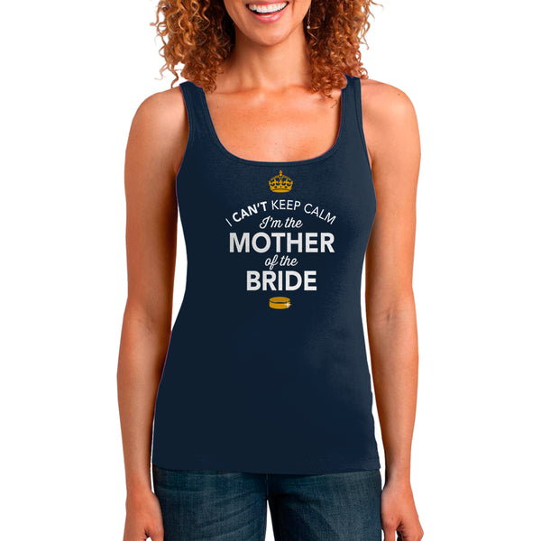 Mother Of The Bride Shirt, Hen Party, Hen Do Tank Top, Mother Of The Bride To Be, Getting Married, Funny Mother Of The Bride Shirt, Marriage Shirt, Wedding Shirt, Funny Wedding Gift