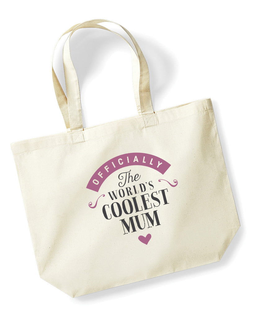 Mum Gift, Mum Birthday Bag, Keepsake, Tote, Shopping Bag