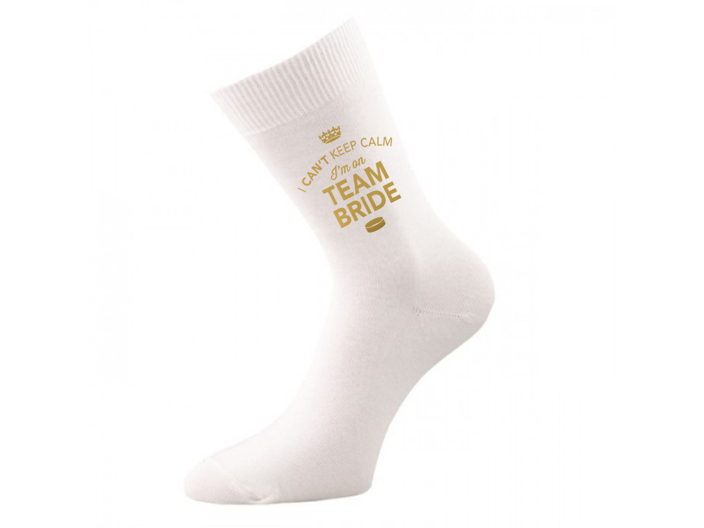 Team Bride, Team Bride Socks, Team Bride, Team Bride, Team Bride Gifts, Hen Do Gift, Wedding Gift Idea, Team Bride of Wedding Present, Wedding keepsake, Wedding Socks, Womens Socks, Size 4-7